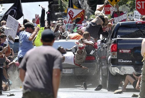 Image for Charlottesville car attacker pleads for mercy in sentencing memo