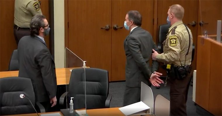 Derek Chauvin found guilty of all three charges for killing George Floyd