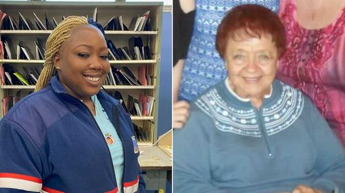 Image for An elderly woman fell and couldn't call for help. Her USPS mail carrier saved her life