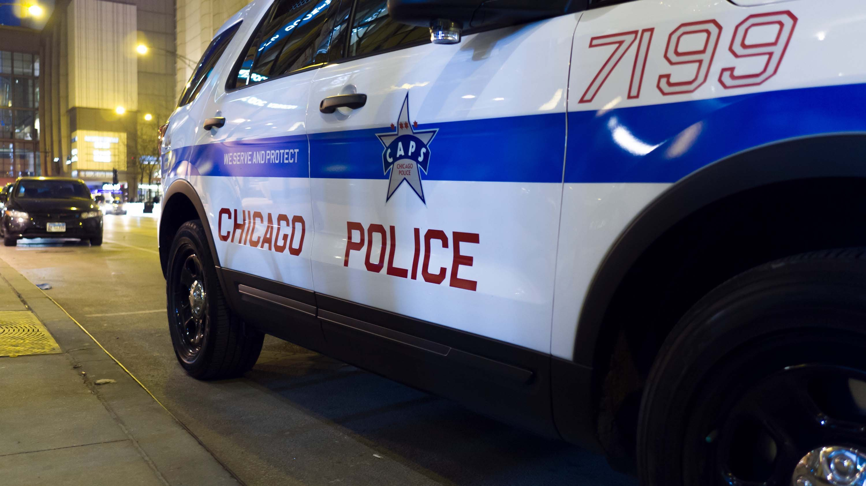 A 40-year-old Chicago police officer has killed himself. It's the 4th suicide this year on the city's force