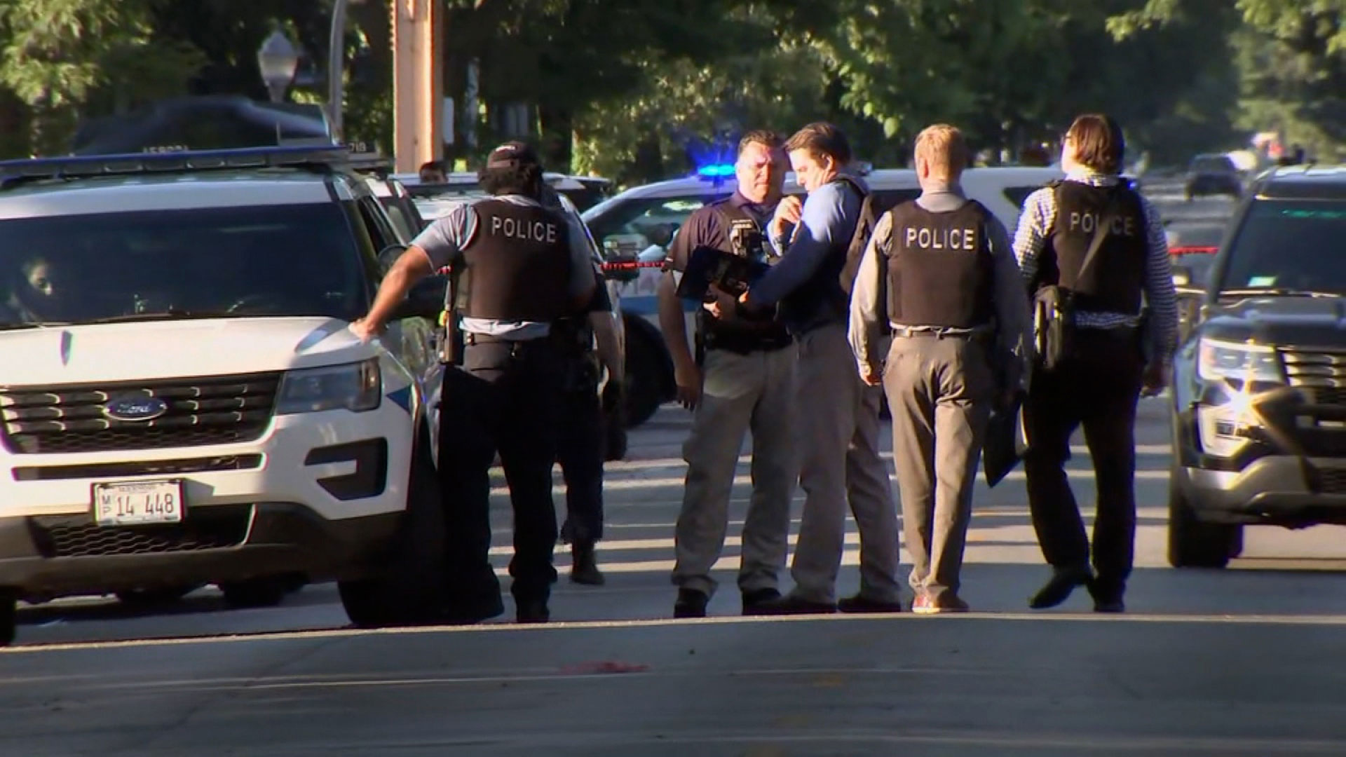 At least four dead and four others hospitalized in shooting at home on Chicago's South Side