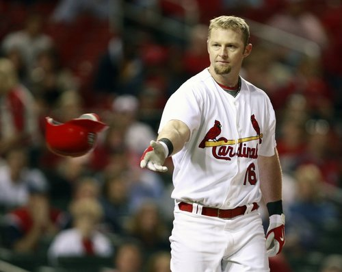 Image for Chris Duncan formerly of St. Louis Cardinals dies at 38, team says