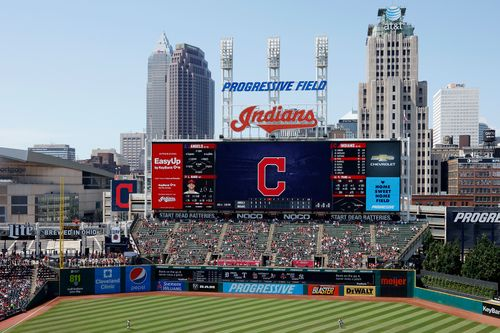 Image for Cleveland MLB team to drop 'Indians' from its name, though not immediately