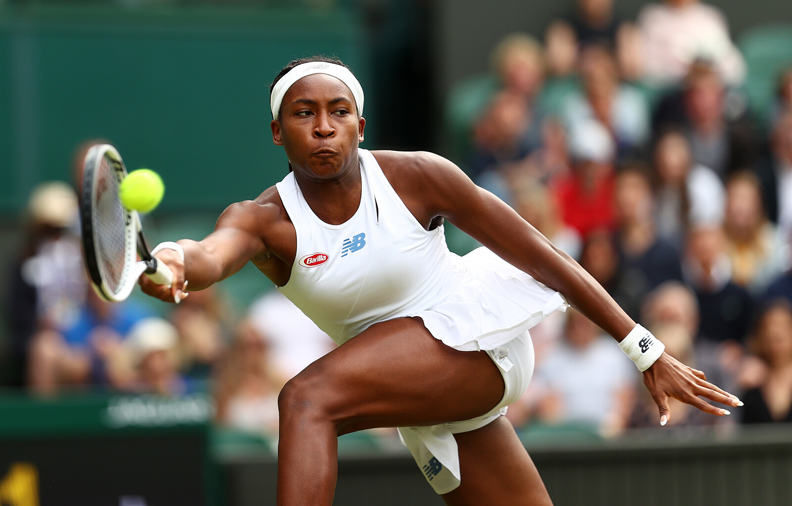 Cori 'Coco' Gauff will miss the Tokyo Olympics after testing positive for Covid-19