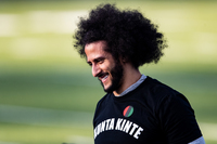 Colin Kaepernick starts legal defense fund for protesters arrested in Minneapolis