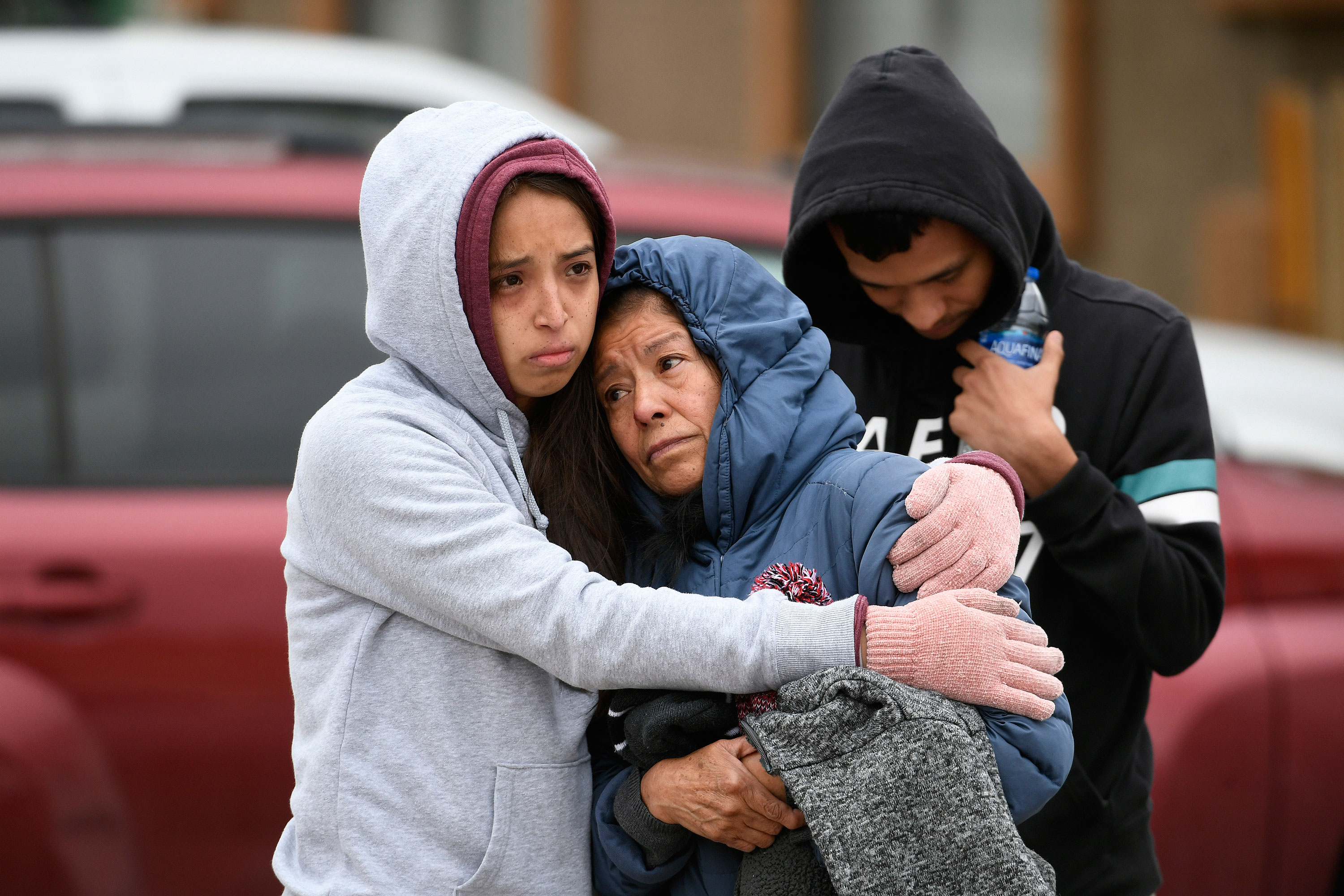 6 people killed at a Colorado Springs birthday party were part of the same extended family, a relative says