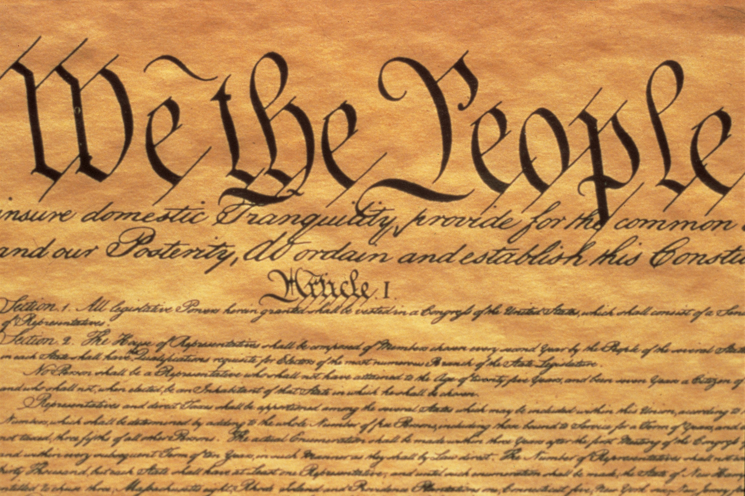 It's Constitution Day! This quiz will show how well you know the US Constitution