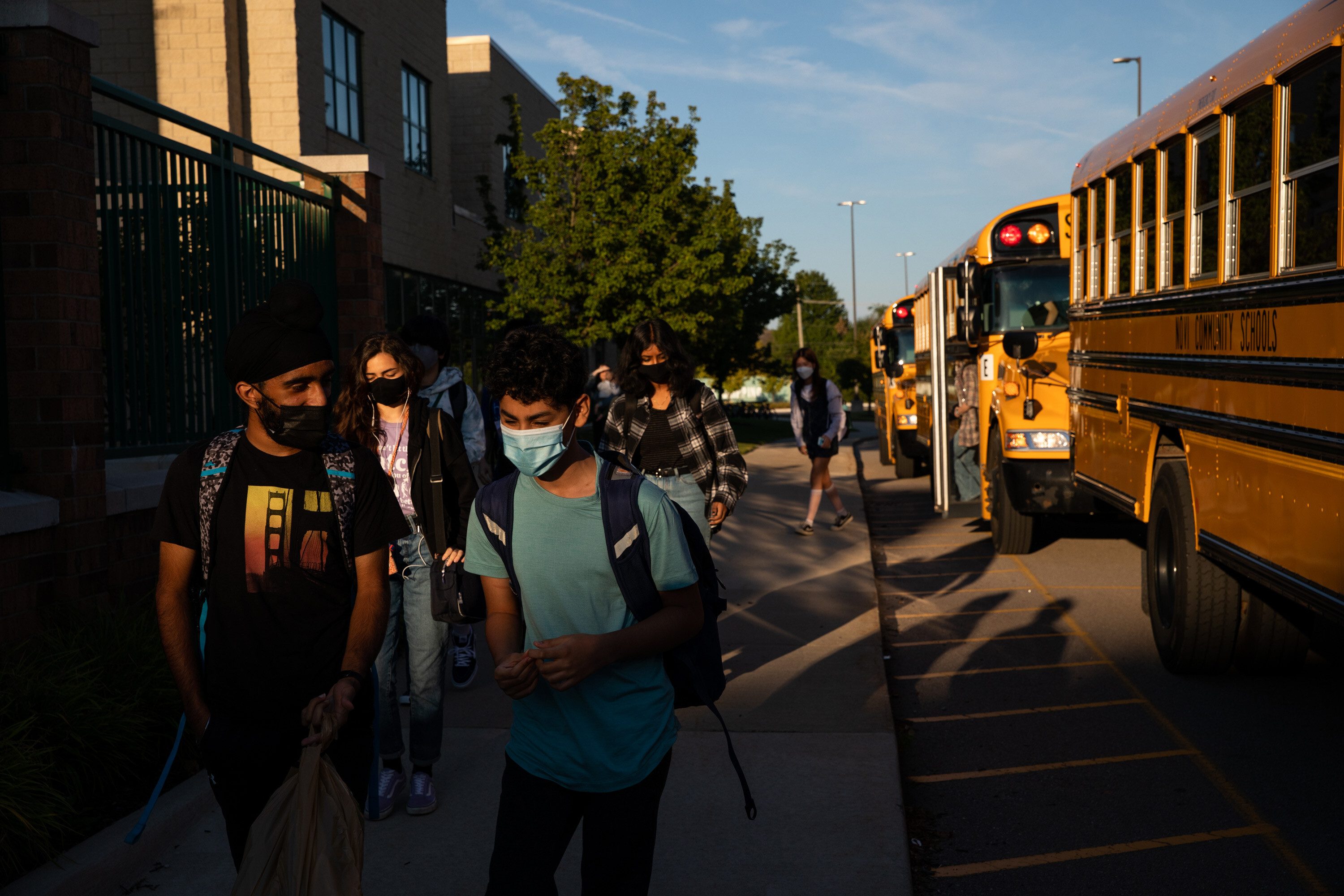 Schools superintendent talks about the 'big tragedy' happening across America