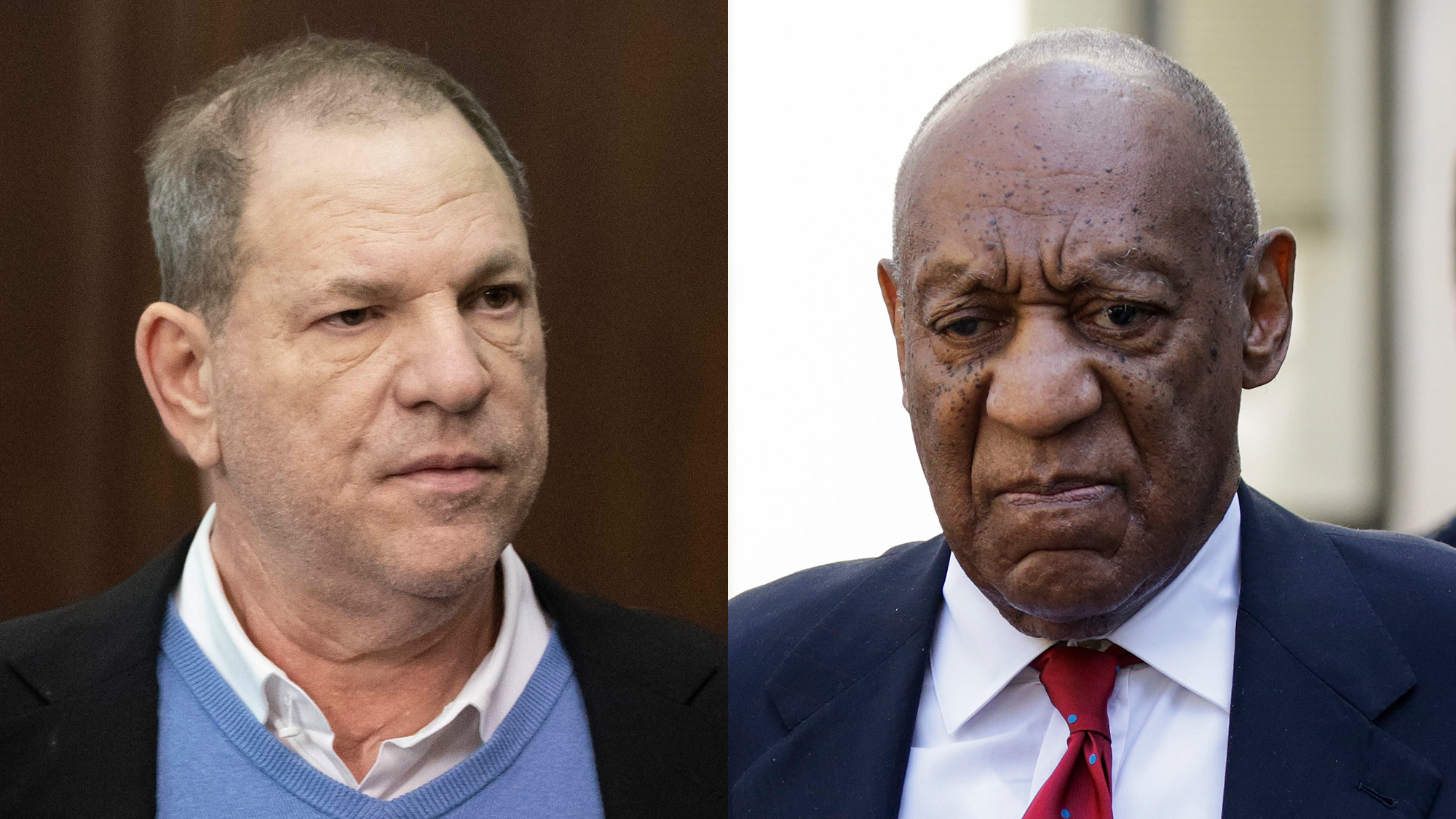 What Bill Cosby's release means for Harvey Weinstein