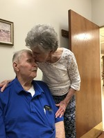 A couple married for 65 years died just hours apart in the same nursing home