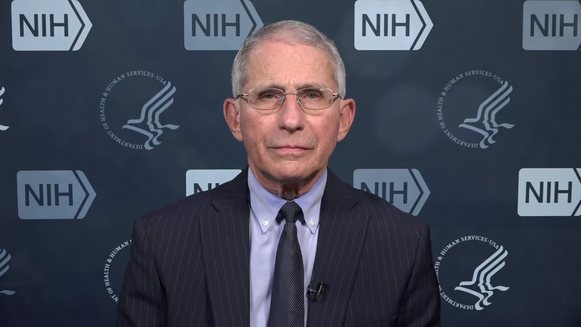 Fauci says findings on a potential coronavirus vaccine are expected by early December but widespread availability will come later