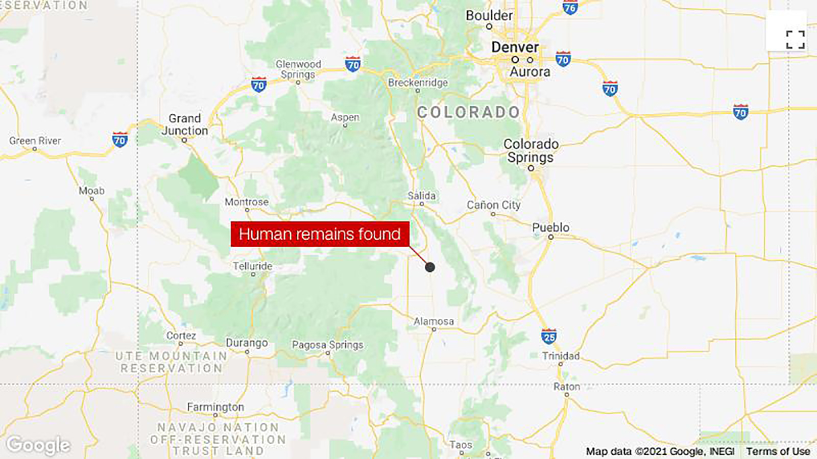 7 people arrested after the mummified remains of a religious group leader were found in Colorado home
