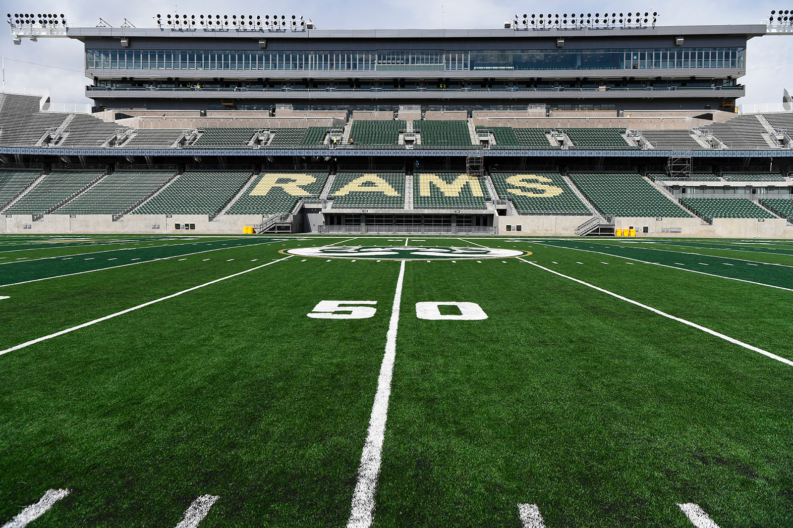 Colorado State halts football activities after allegations of racism and verbal abuse