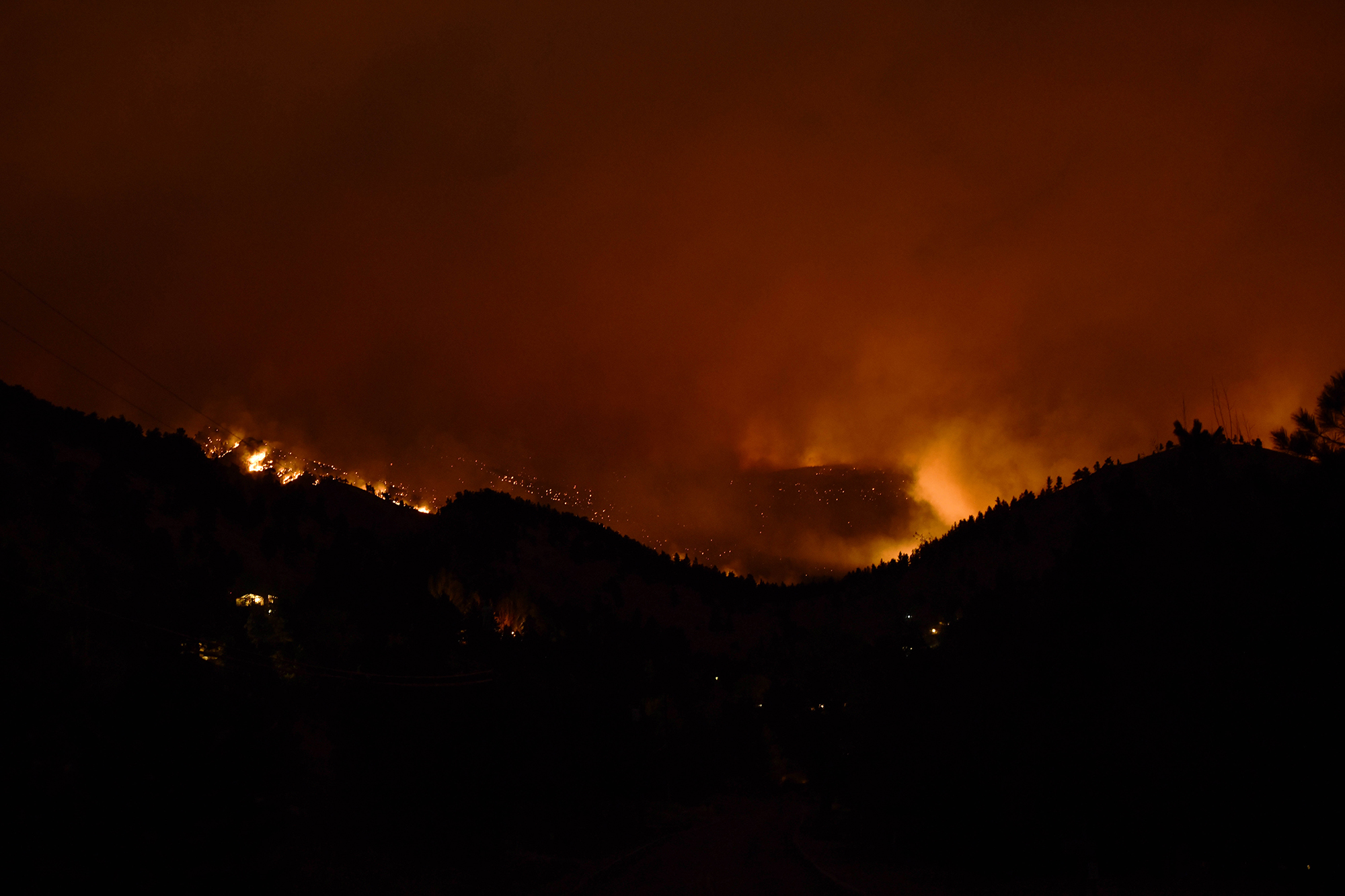 Evacuations ordered in Colorado and Utah as crews battle new blazes