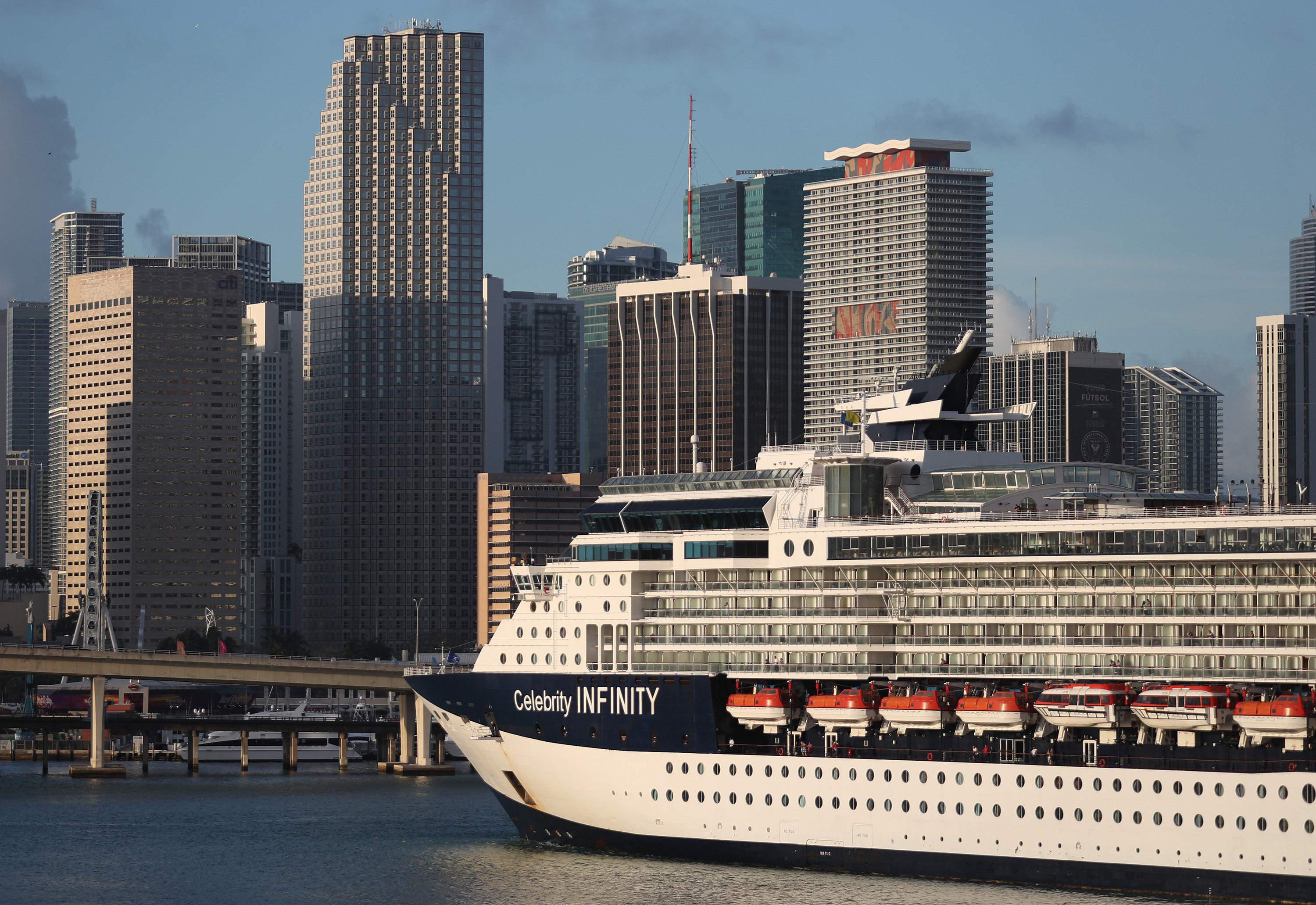 Crew member aboard Celebrity Infinity raises concerns over whether cruise ship unnecessarily put crew at risk