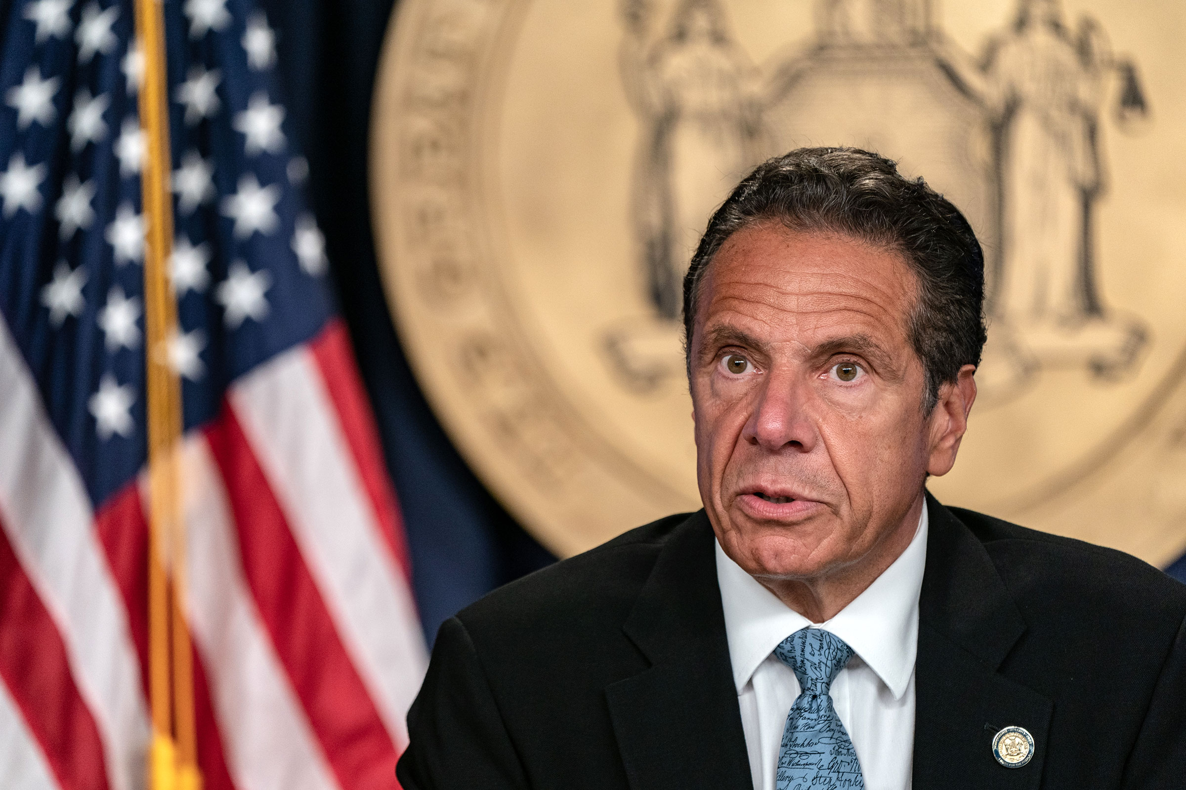 NY Gov. Andrew Cuomo reverses course on family Thanksgiving plans amid backlash