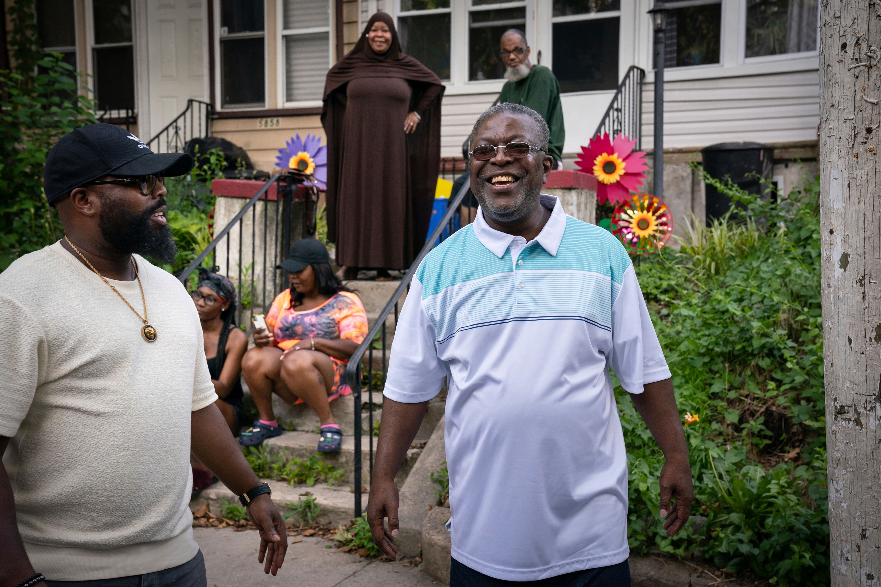 Philadelphia man convicted of murder is freed by evidence that was on file for more than 30 years