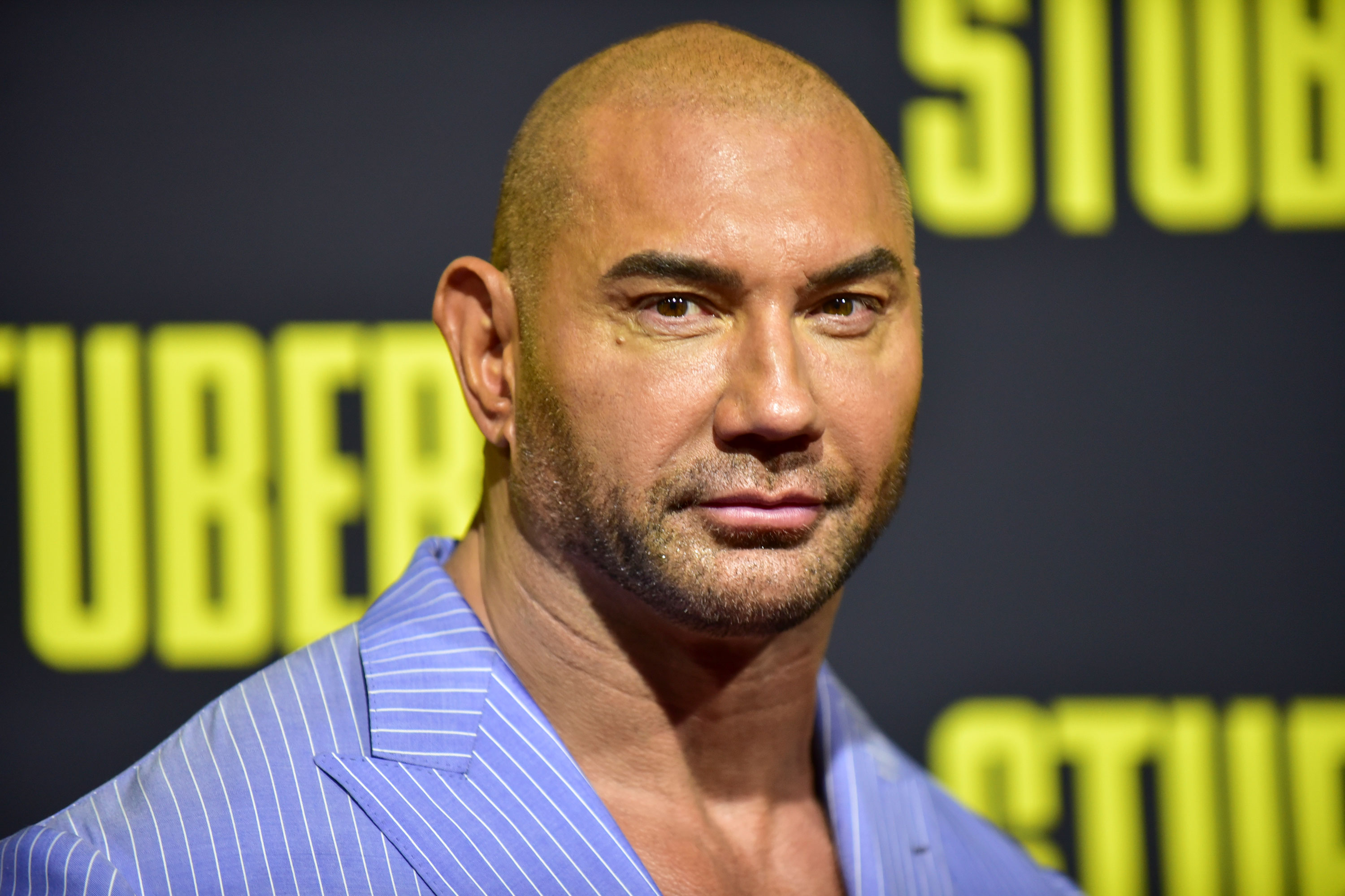 Actor Dave Bautista offers $20,000 in case of manatee scraped with word 'TRUMP'