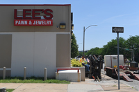 Retired St. Louis Police captain killed after responding to a pawnshop alarm during looting