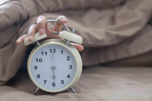 Image for Daylight Saving Time: Don't Forget to Spring Forward