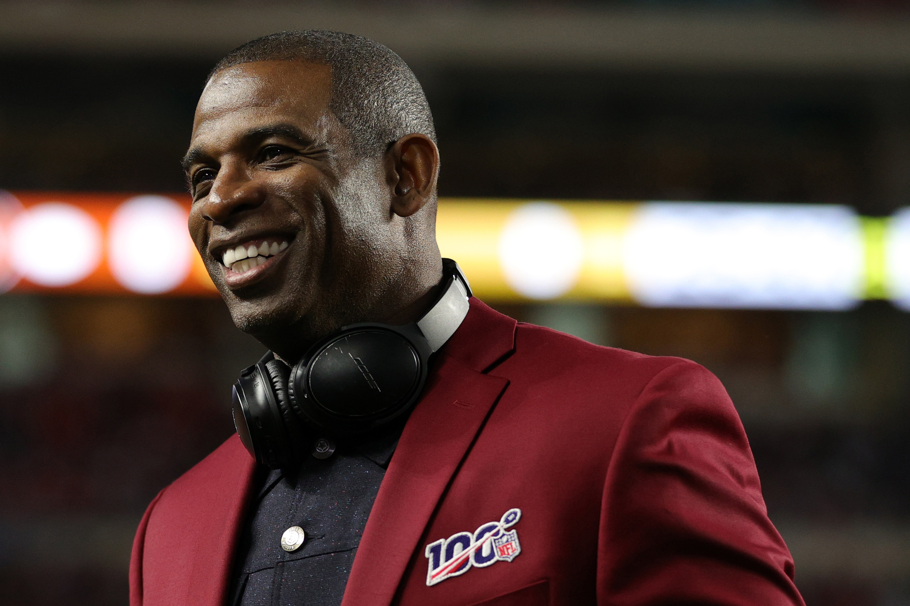 NFL Hall of Famer Deion Sanders is the new head football coach at Jackson State
