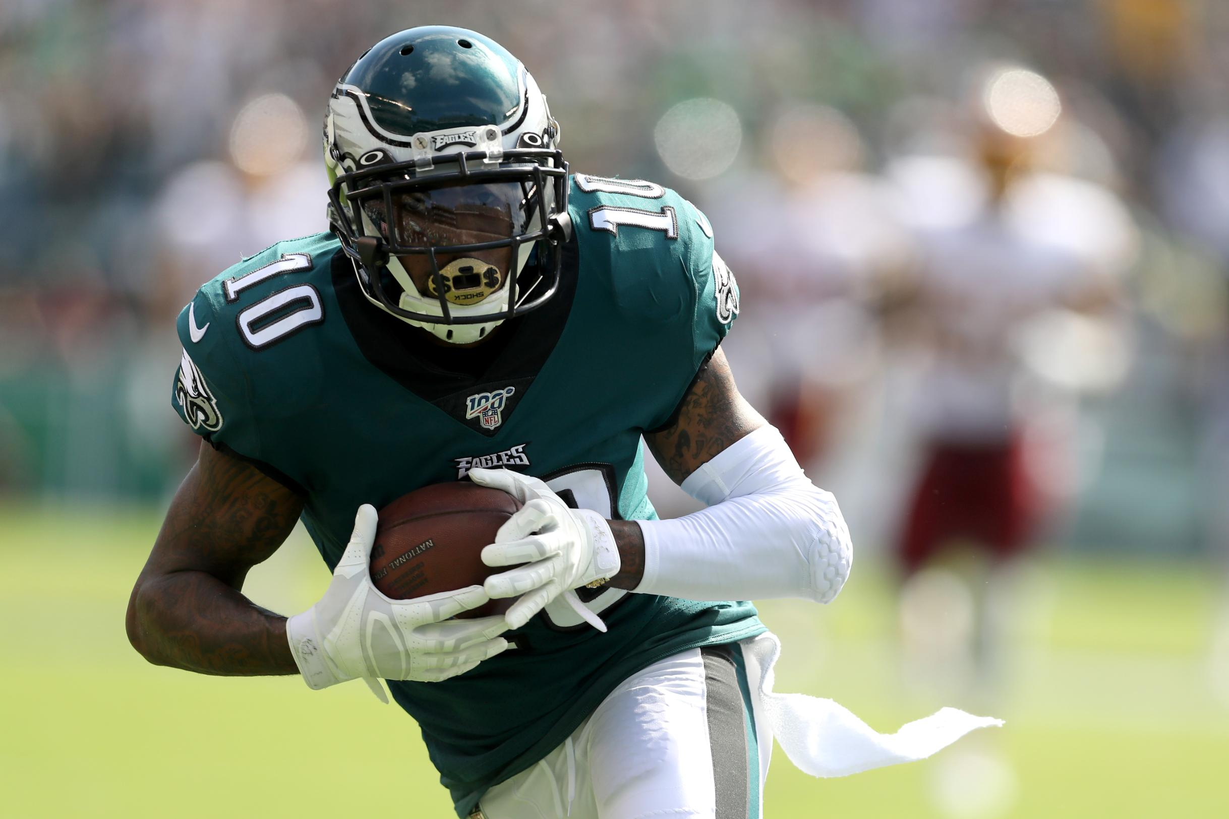 Philadelphia Eagles 'penalize' DeSean Jackson for anti-Semitic statement