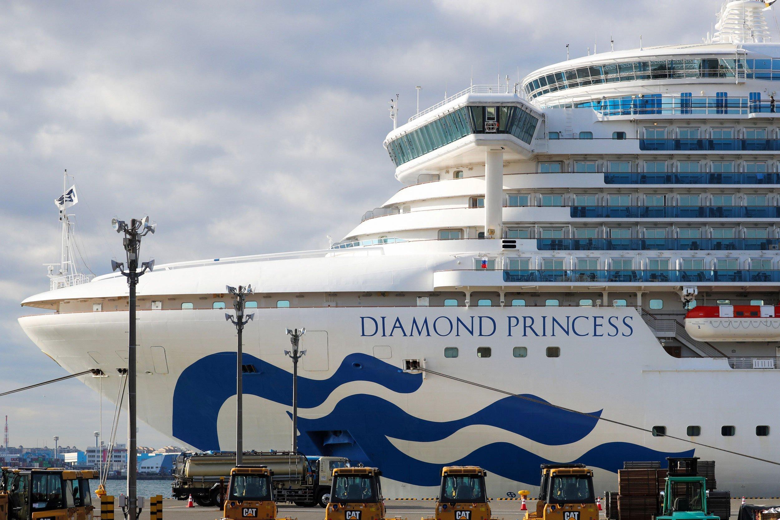The stigma of having coronavirus: One California couple's experience after departing the Diamond Princess