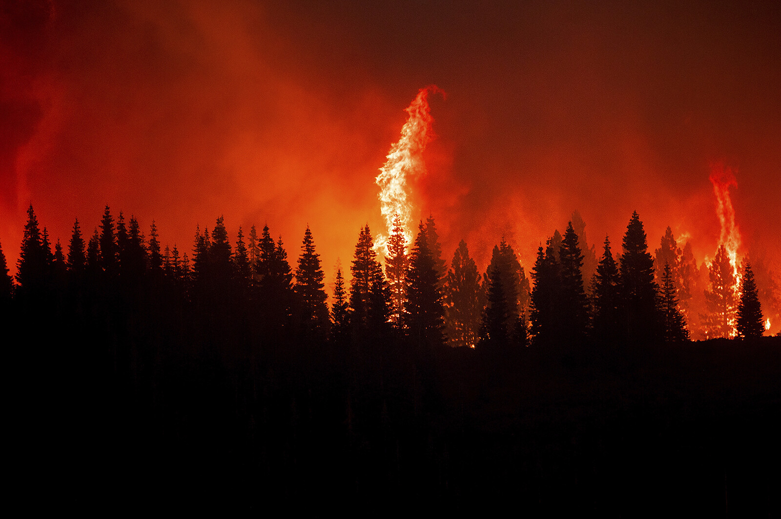 The Dixie Fire reignites trauma for people who survived California's deadliest wildfire in history