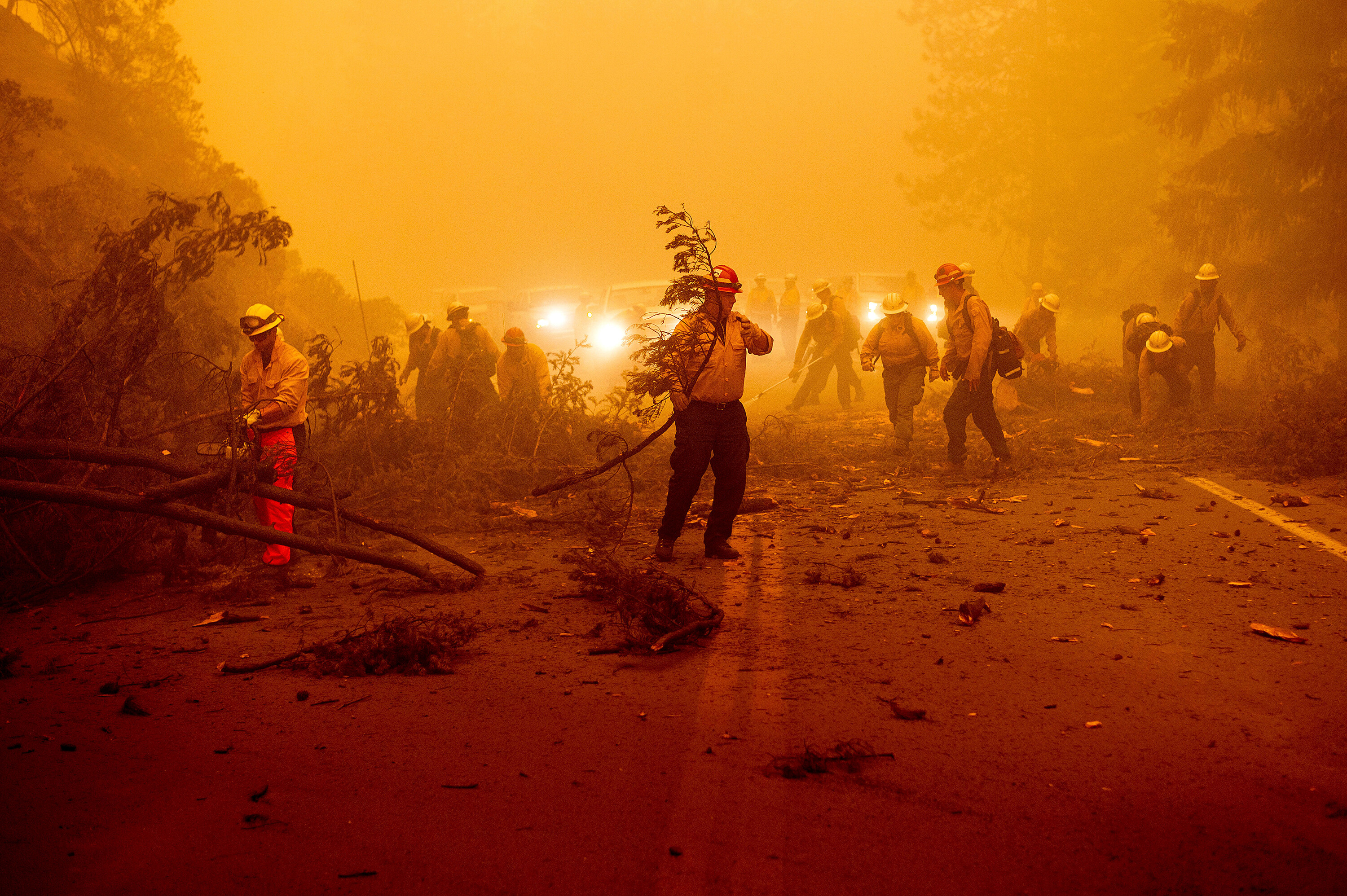 California's Dixie Fire now second-largest in state's history