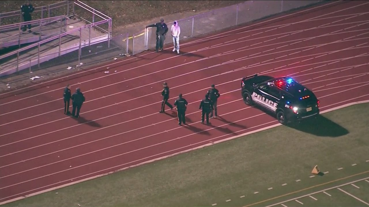 A shooting interrupted a New Jersey high school football playoff game. The teams will get to finish at the Philadelphia Eagles stadium