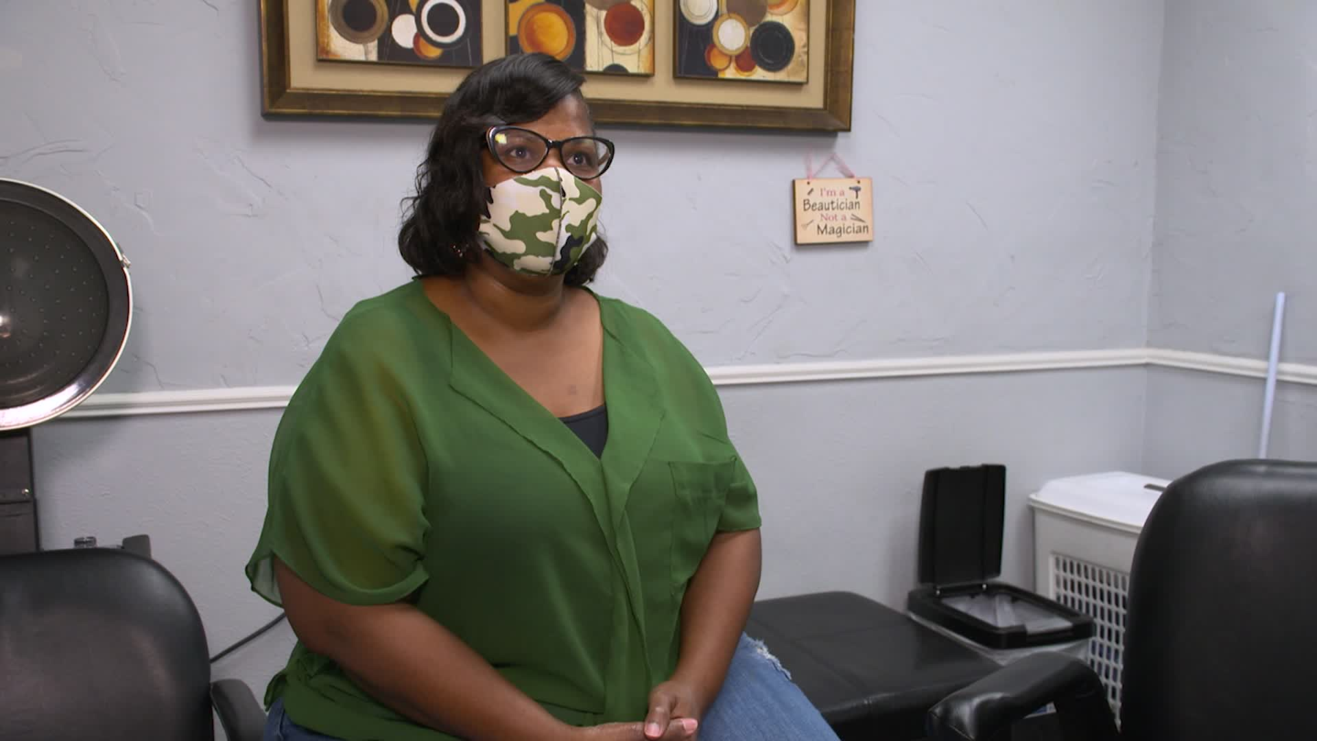 From a bar owner to a hair stylist, Americans struggle in a pandemic economy