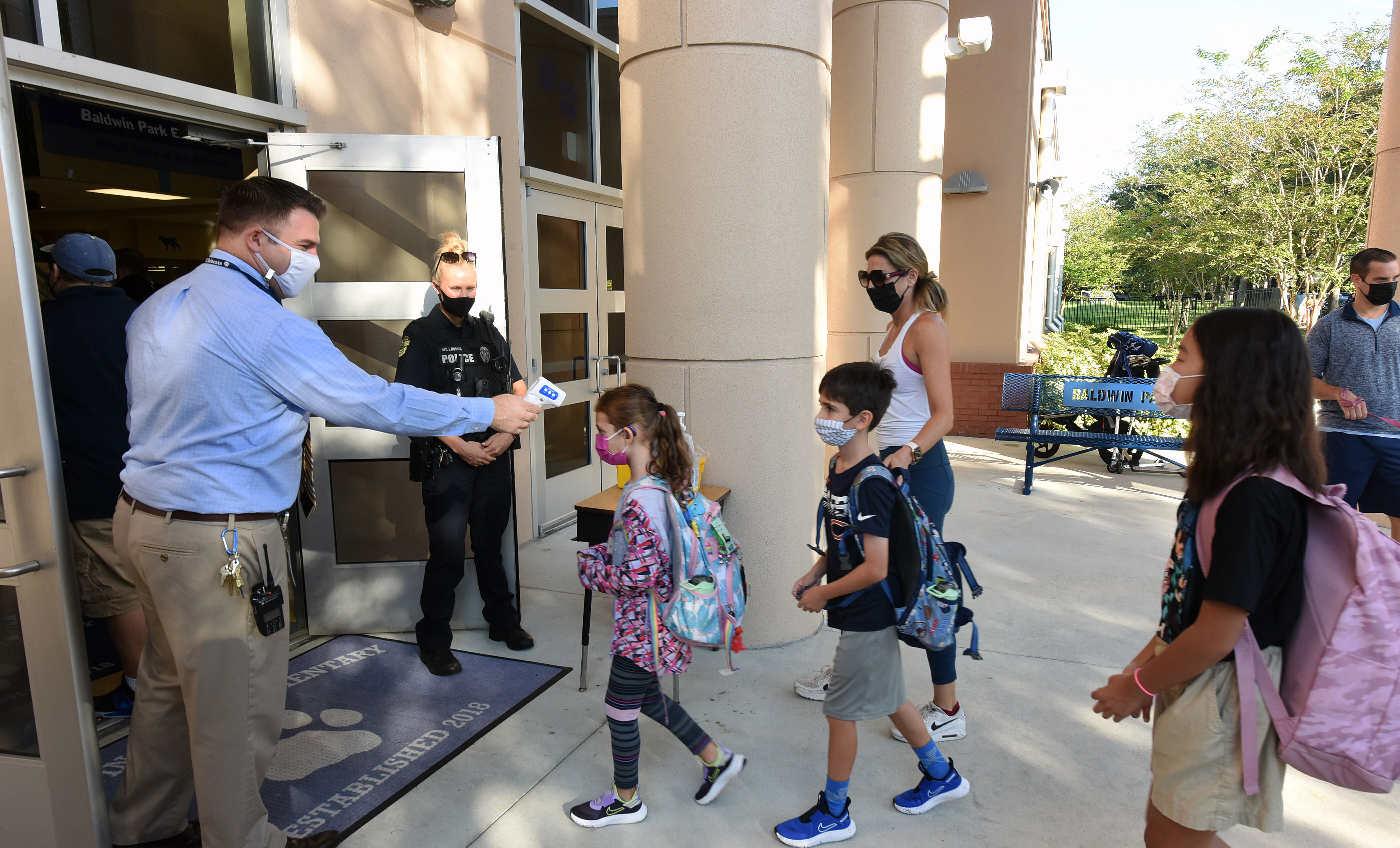Florida Board of Education votes to sanction 8 school districts with mask mandates with no opt-out