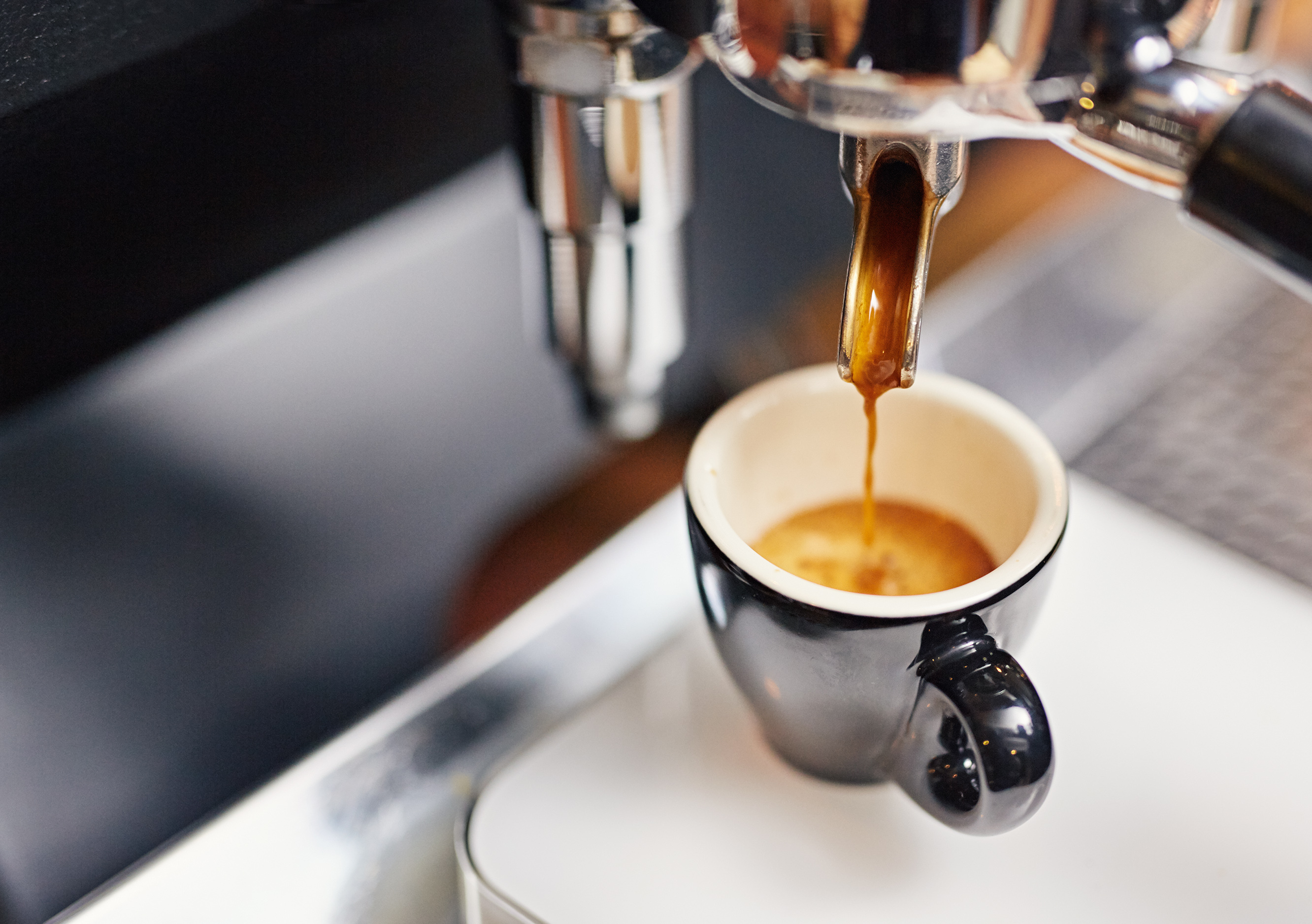 Science may have found the secret to a better, and more sustainable, espresso coffee shot