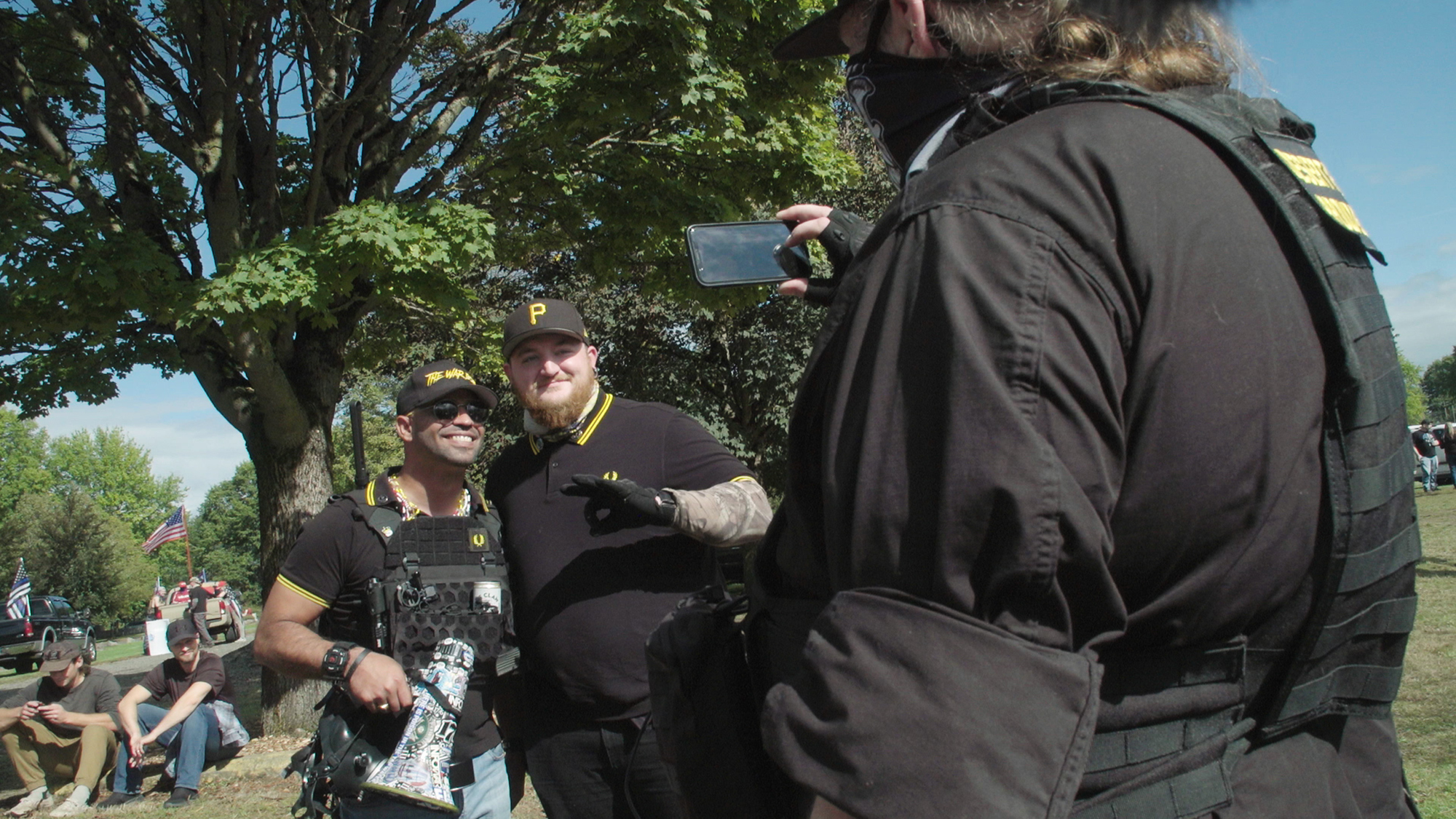 He's an ex-Proud Boy. Here's what he says happens within the group's ranks
