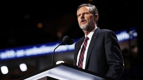 Image for Liberty University to investigate its operations under Jerry Falwell Jr.