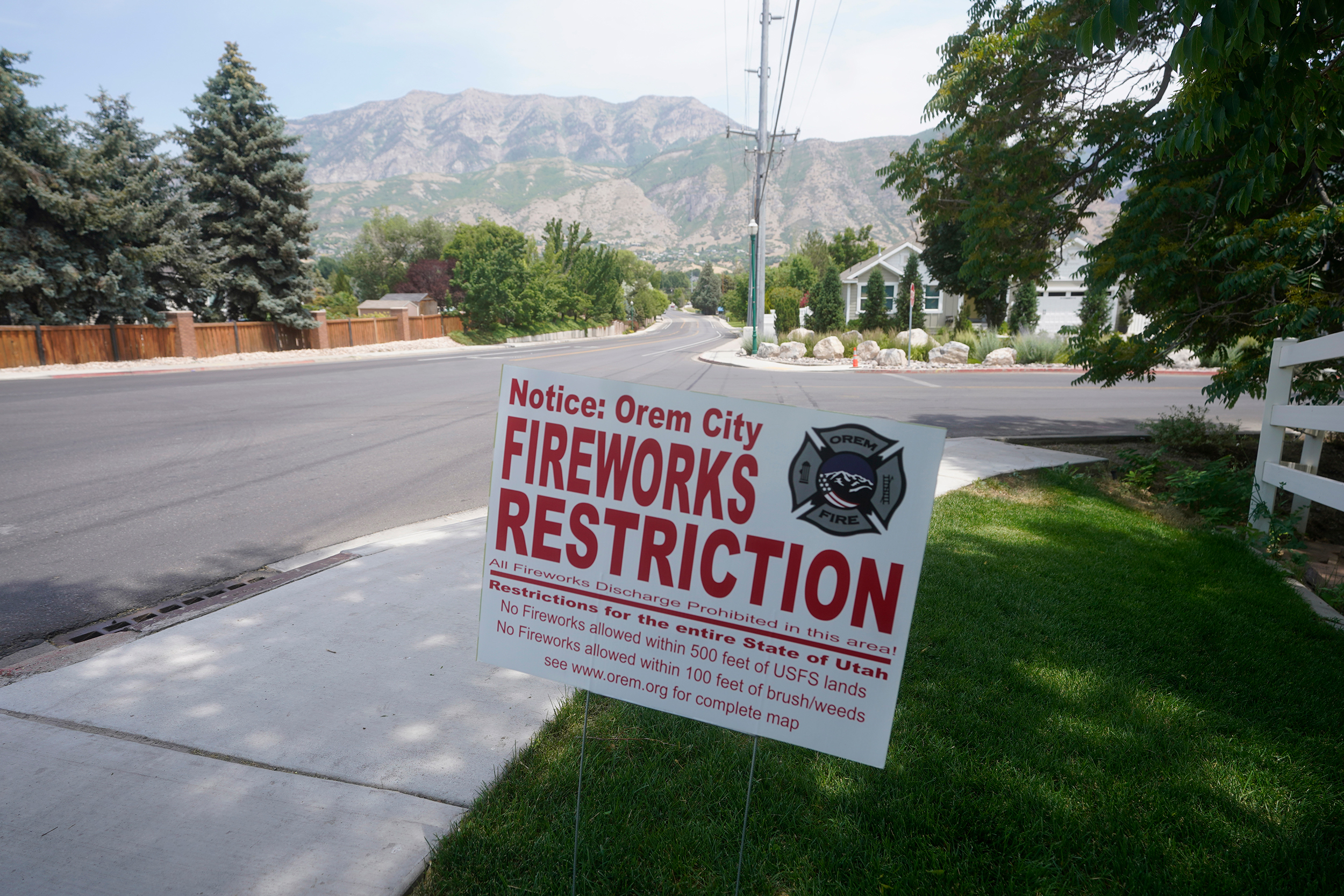 An American tradition will be missing in cities across the West this 4th of July due to the extreme weather