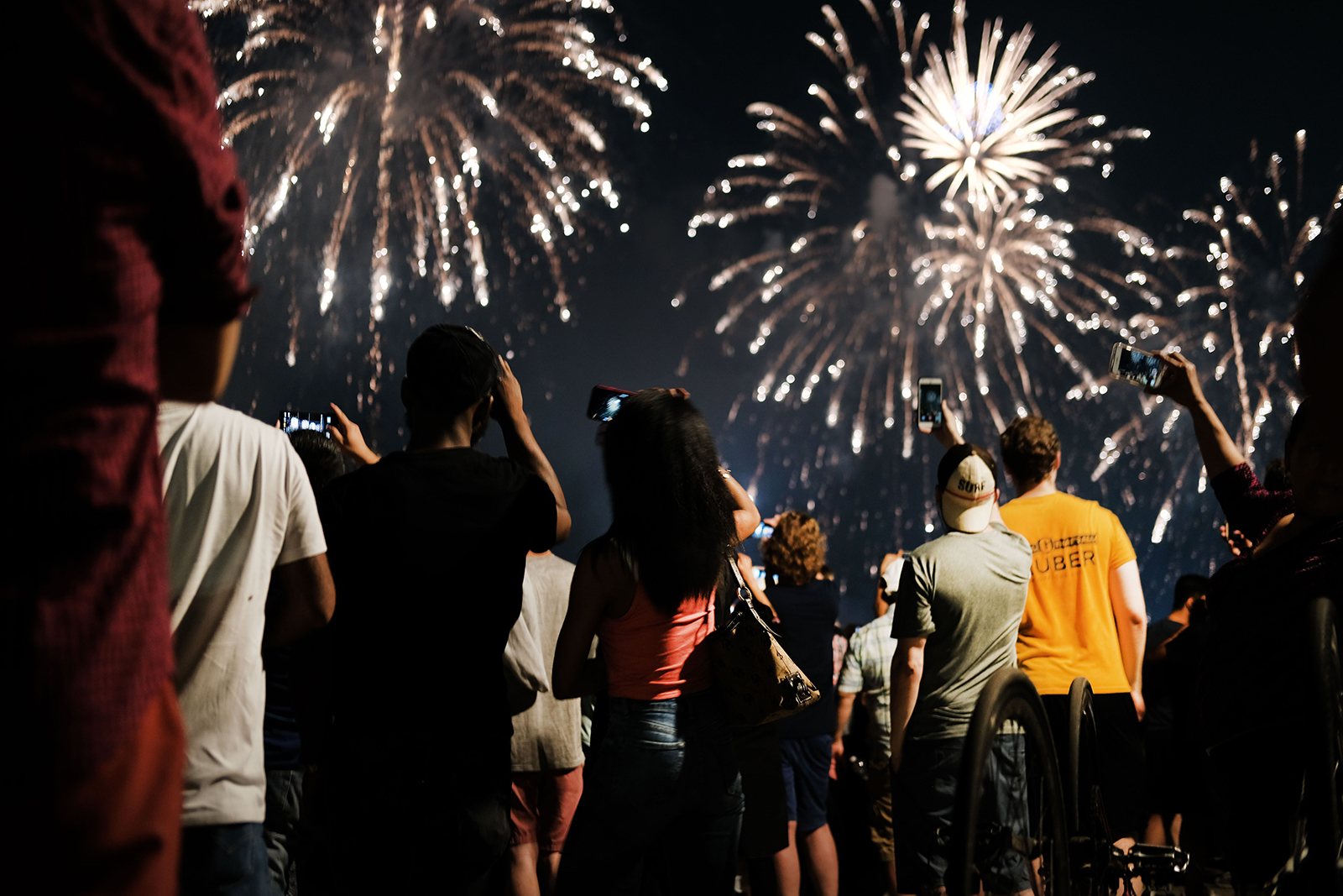 Fireworks and hand sanitizer could make for dangerous combination on July 4th