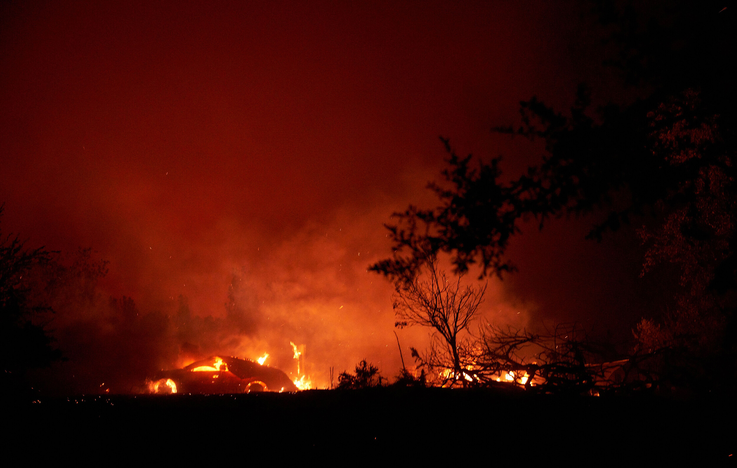 PG&E charged with manslaughter over 2020 Zogg Fire, which killed 4 people