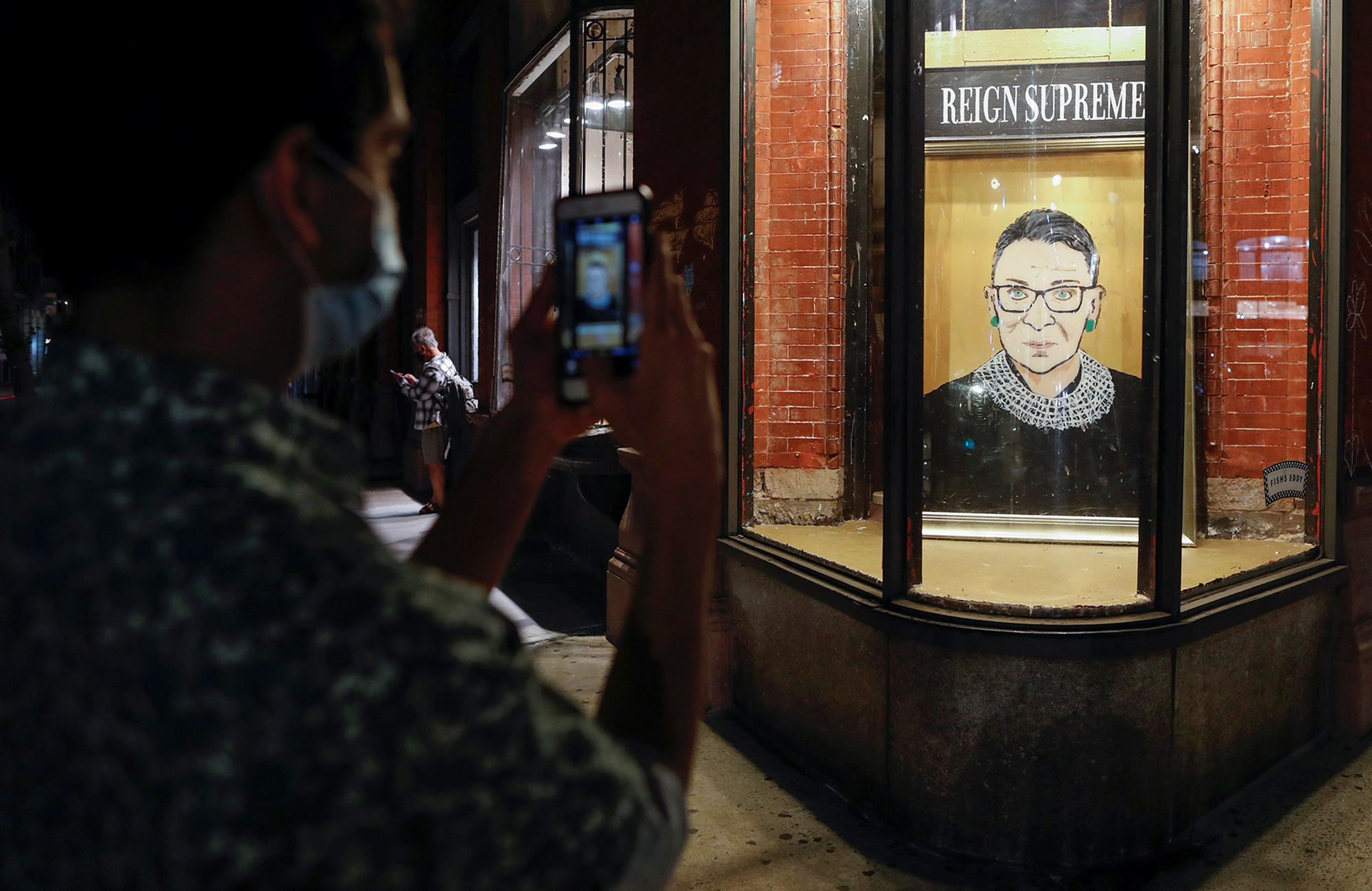 5 things to know for September 21: Ginsburg, Covid-19, Trump, UN, China