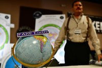 The flat-Earth conspiracy is spreading around the globe. Does it hide a darker core?