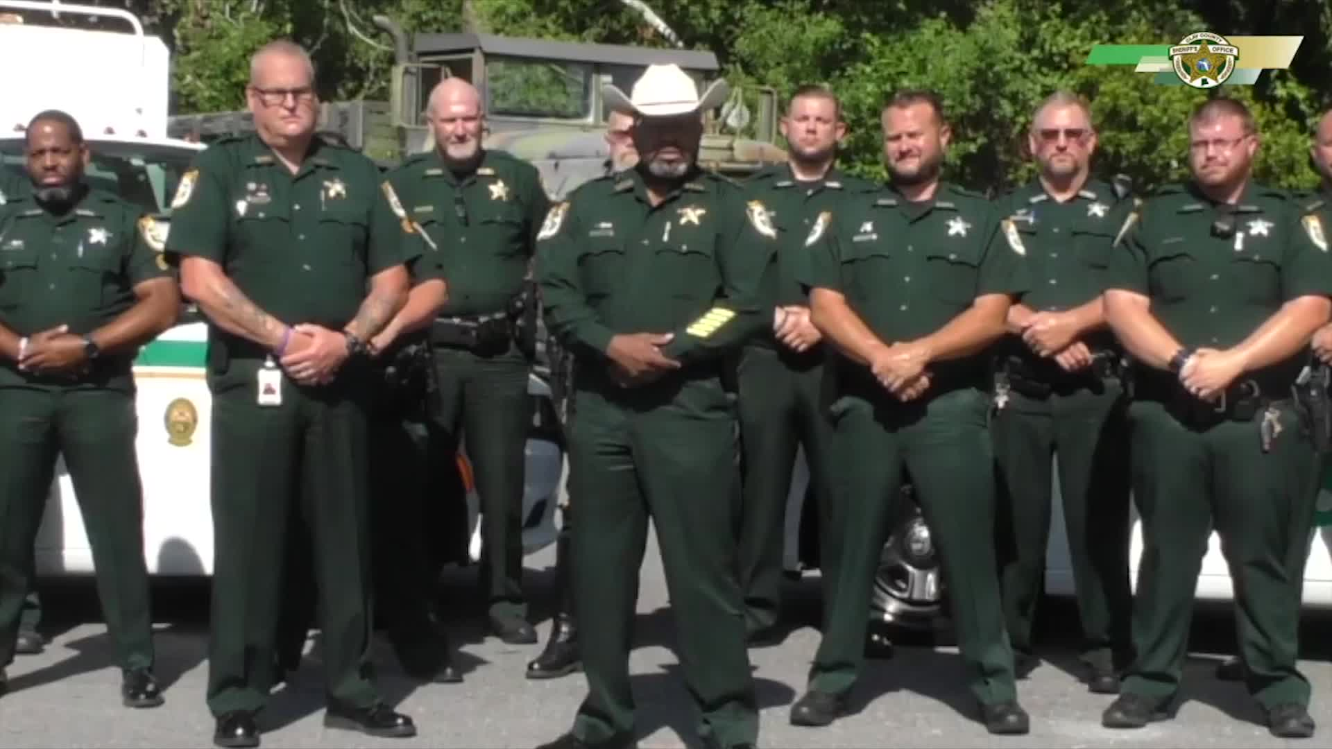A Florida sheriff said he will deputize lawful gun owners if protests turn violent
