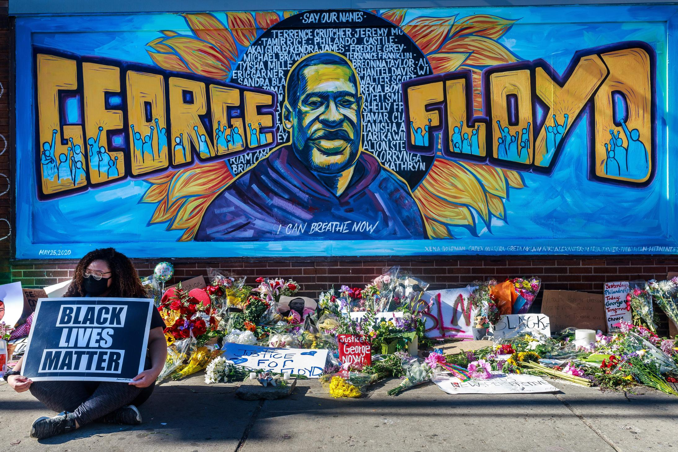 George Floyd's family is set to honor him as a nation demands justice for his death