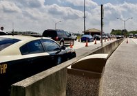 Florida coronavirus checkpoints screen for motorists from hardest-hit areas
