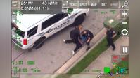 Video captures police officer in Florida kneeling on a black man's neck during an arrest