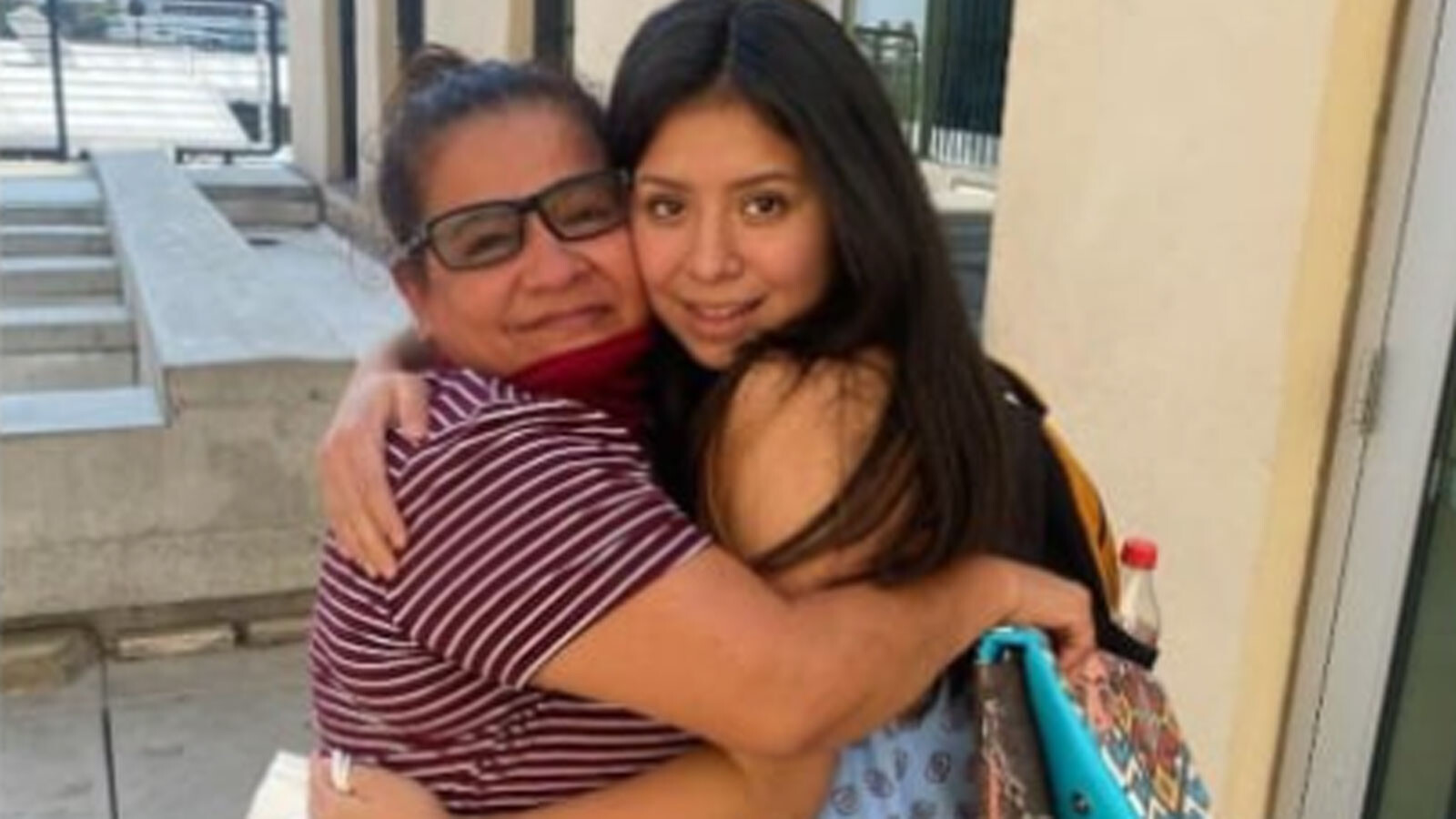 Florida mother reunited with daughter who was abducted in 2007 at the age of 6