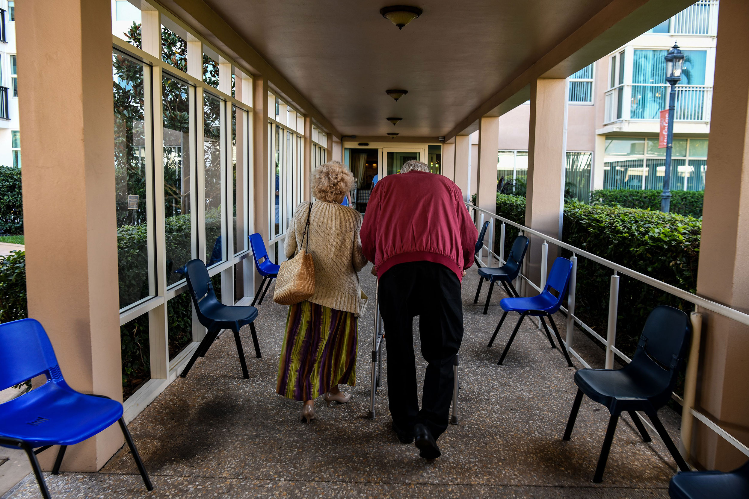 Florida seniors mark four months isolated indoors — and the virus is only getting worse