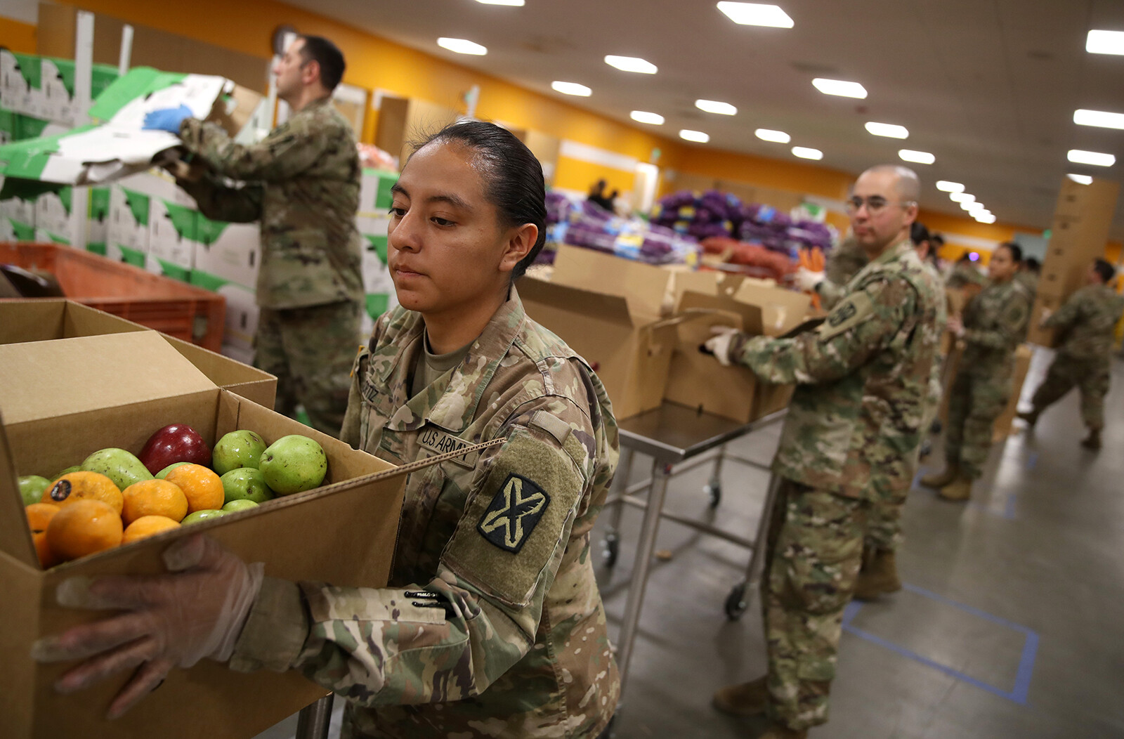 More children faced food insecurity last year during pandemic