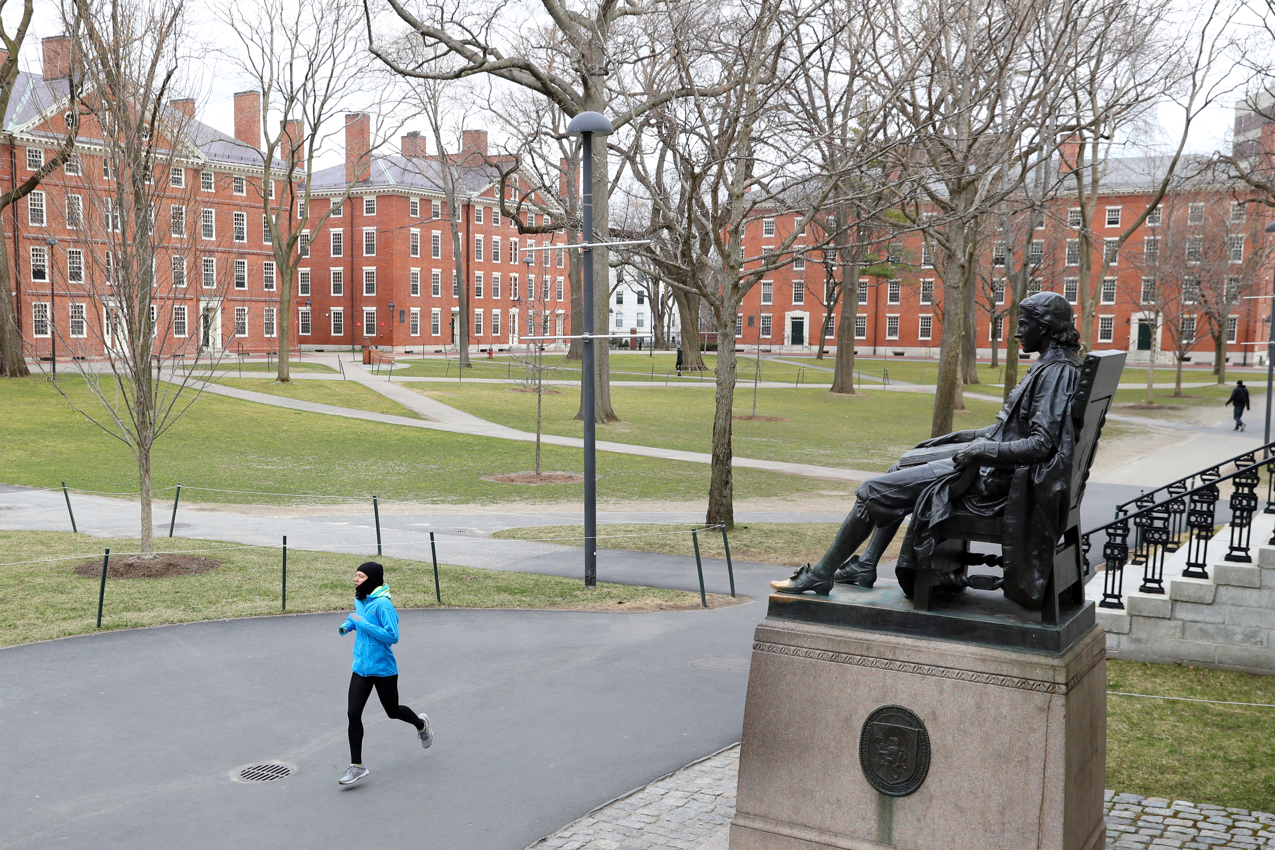 Harvard and MIT sue Trump administration over online-only instruction for foreign students in the US