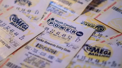 Image for Man wins $500,000 Powerball prize with fortune cookie numbers