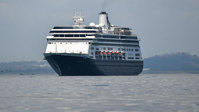 4 'older' guests died on a cruise ship where 2 people have tested positive for coronavirus